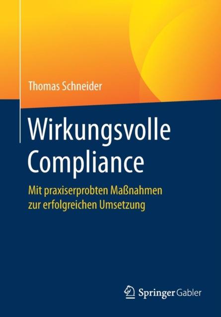 Wirkungsvolle Compliance