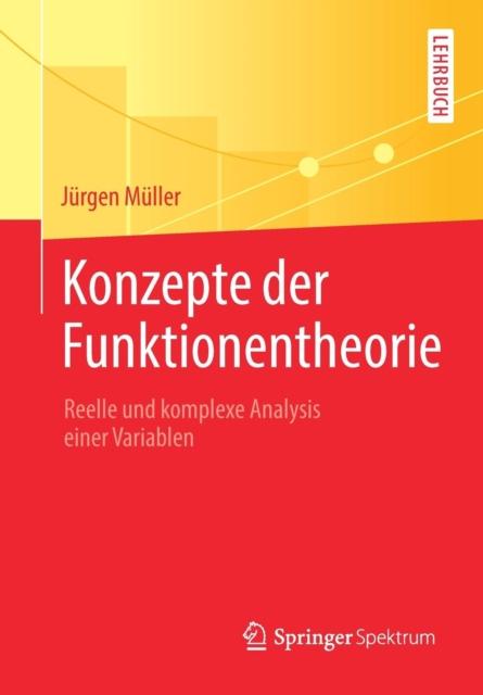 Konzepte Der Funktionentheorie