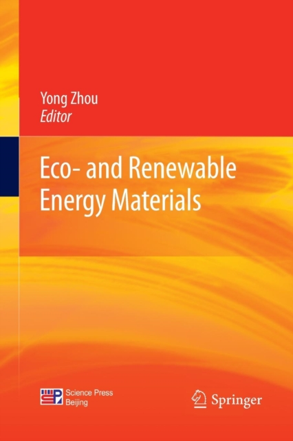 Eco- and Renewable Energy Materials