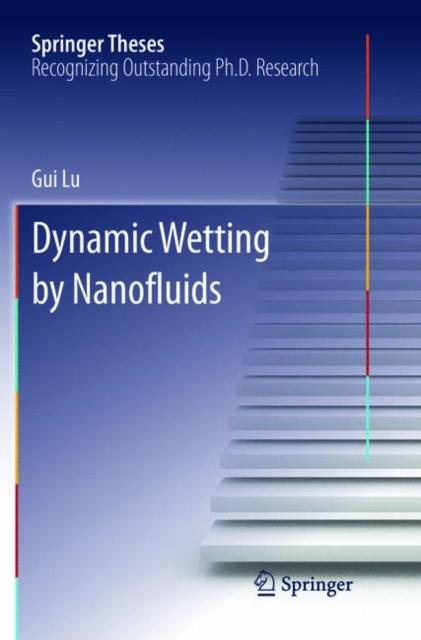 Dynamic Wetting by Nanofluids