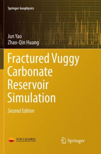 Fractured Vuggy Carbonate Reservoir Simulation