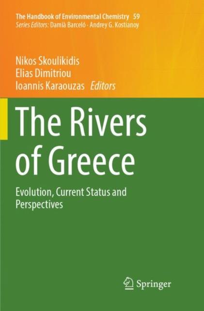 Rivers of Greece