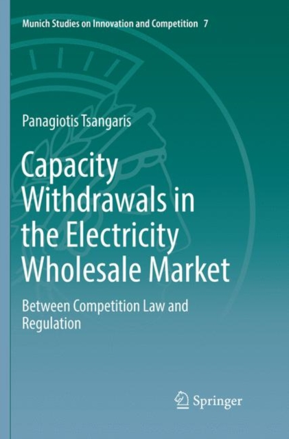 Capacity Withdrawals in the Electricity Wholesale Market