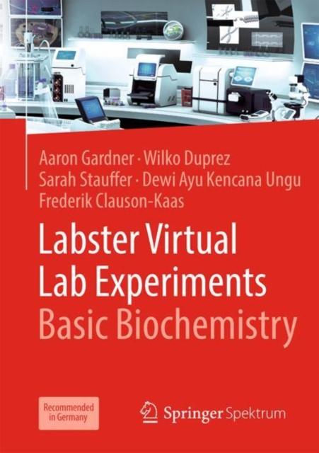 Labster Virtual Lab Experiments: Basic Biochemistry