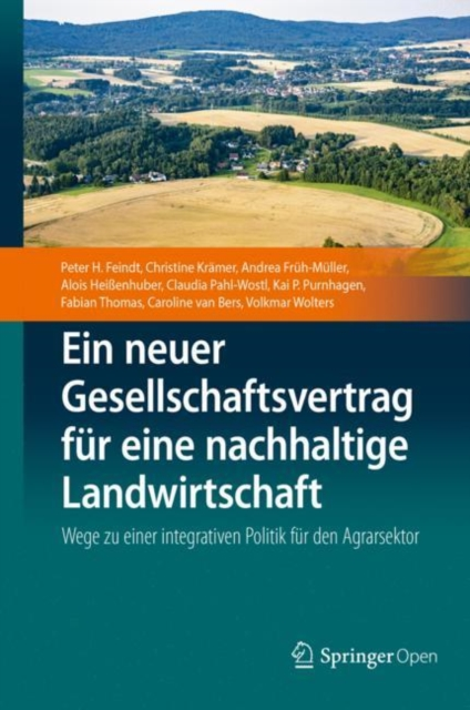 Ein Neuer Gesellschaftsvertrag Fur Eine Nachhaltige Landwirtschaft