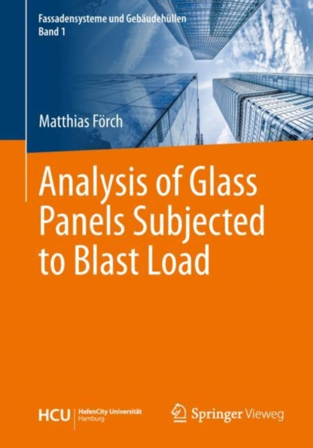 Analysis of Glass Panels Subjected to Blast Load
