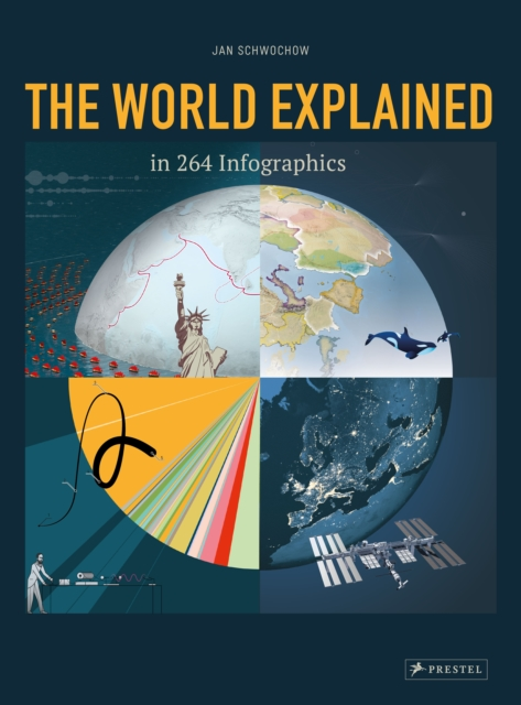 World Explained in 264 Infographics