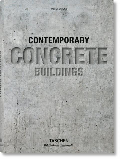 Contemporary Concrete Buildings