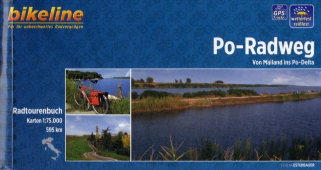 Po-Radweg Von der Quelle nach Venedig - Mit Ausflug ins Po-D