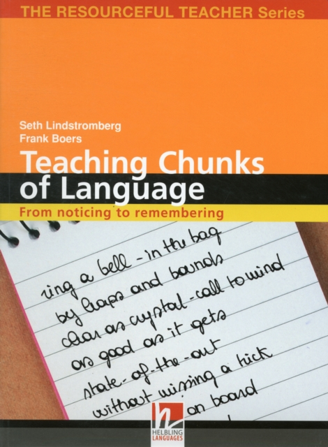 Teaching Chunks of Languages