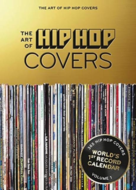 Art of Hip Hop Covers Perpetual Calendar