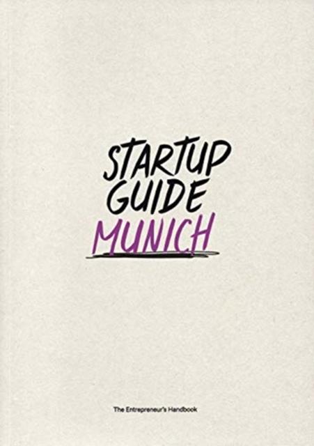 Startup Guide Munich Vol. 2