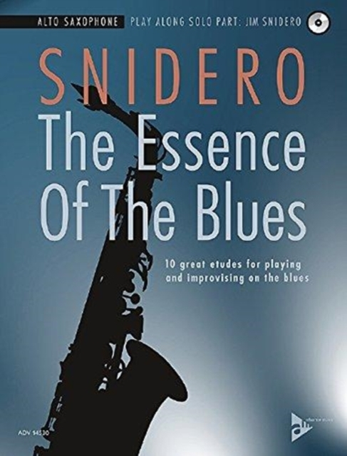 Essence Of The Blues - Alto Saxophone