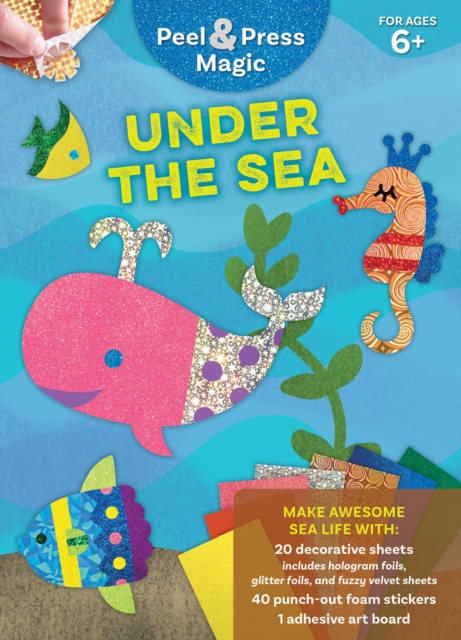 Peel & Press Magic: Under the Sea