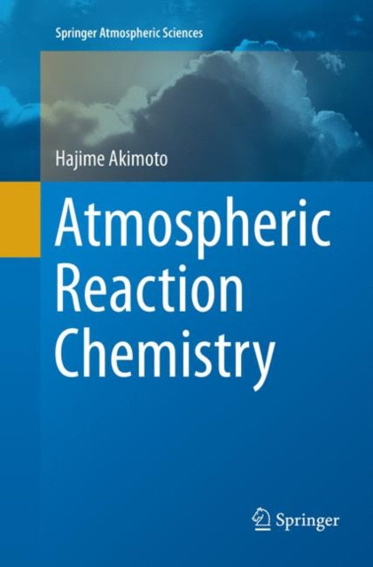 Atmospheric Reaction Chemistry