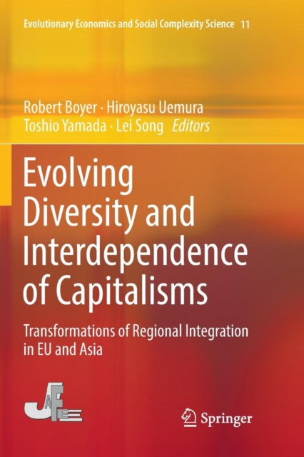 Evolving Diversity and Interdependence of Capitalisms