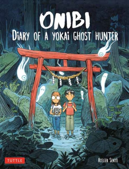 Onibi: Diary of a Yokai Ghost Hunter