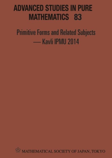 Primitive Forms And Related Subjects - Kavli Ipmu 2014 - Proceedings Of The International Conference