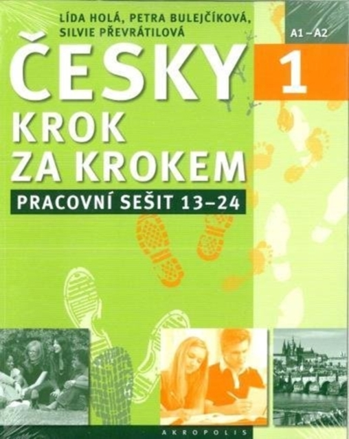 New Czech Step by Step 1: Workbook 2 - lessons 13-24