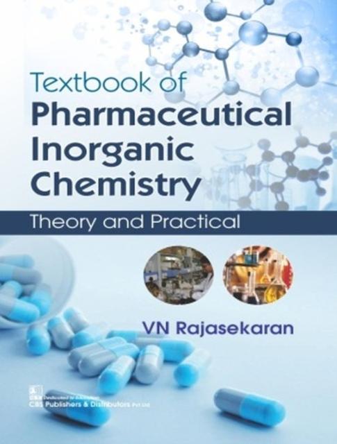 Textbook of Pharmaceutical Inorganic Chemistry