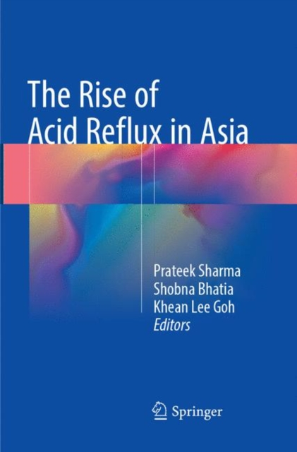 Rise of Acid Reflux in Asia