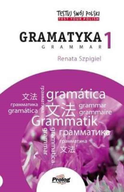 Testuj Swoj Polski: Gramatyka 1: Test Your Polish: Grammar 1