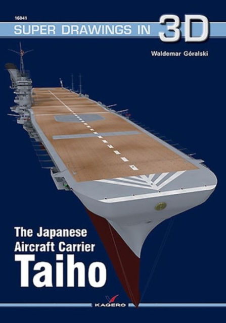 Japanese Aircraft Carrier Taiho