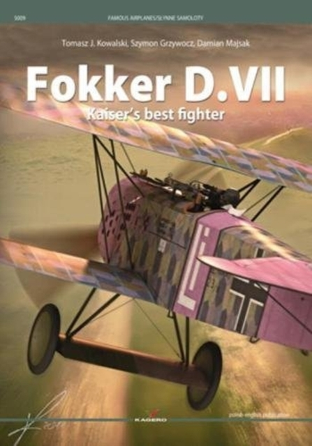 Fokker D.VII - Kaiser's Best Fighter