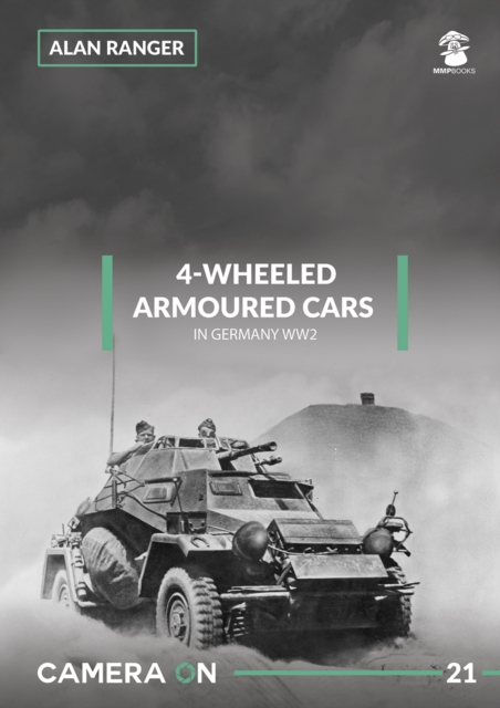 4-Wheeled Armoured Cars in Germany WW2