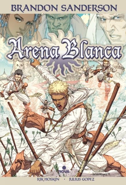 Arena blanca/ White Sand