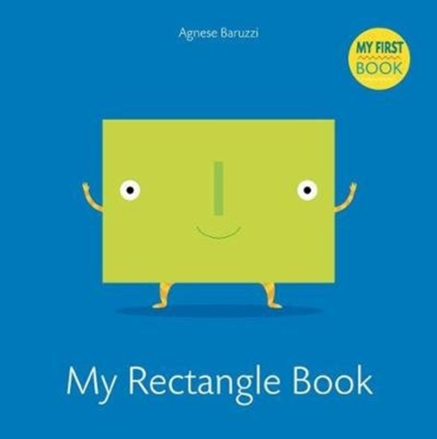 My Rectangle Book: My First Book
