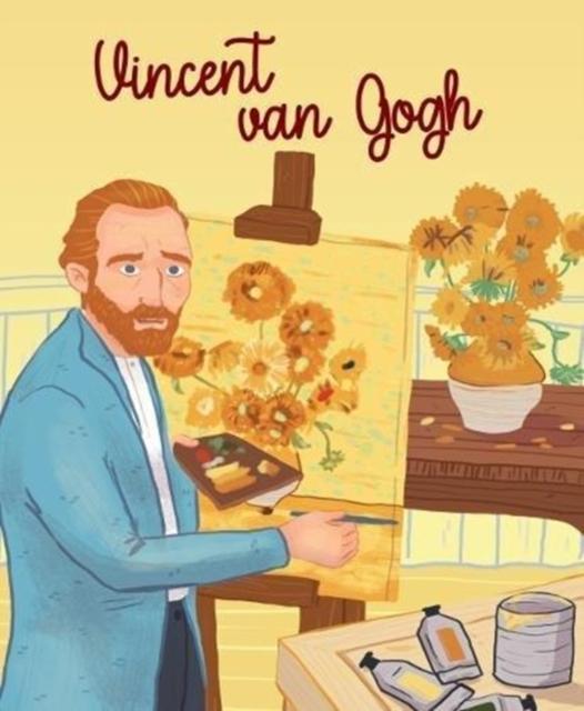 Vincent Van Gogh Genius