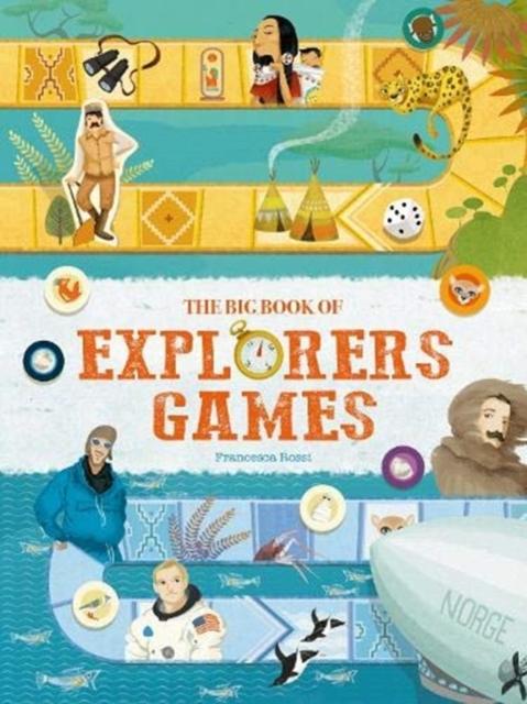 Big Book of Explorers Games