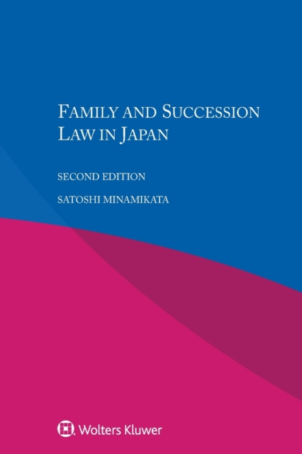 Family and Succession Law in Japan