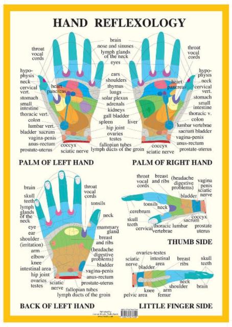 Hand Reflexology -- A2
