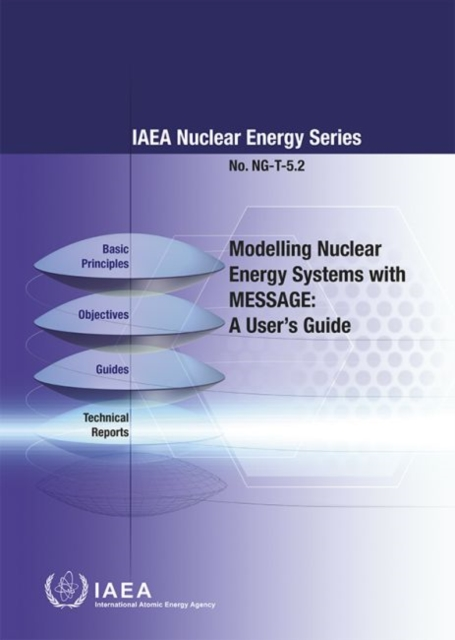 Modelling Nuclear Energy Systems with MESSAGE