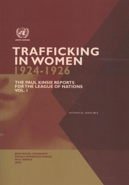 Trafficking in women 1924-1926