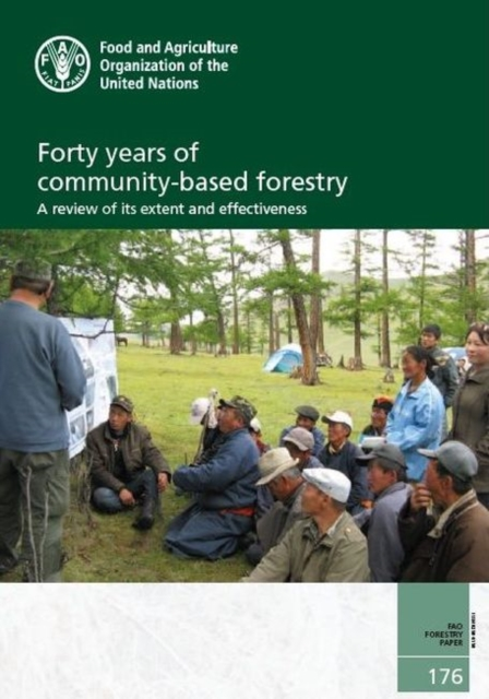 Forty years of community-based forestry