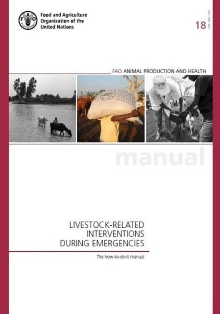 Livestock-related interventions during emergencies