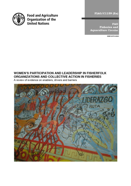 Women's participation and leadership in fisherfolk organizations and collective in fisheries