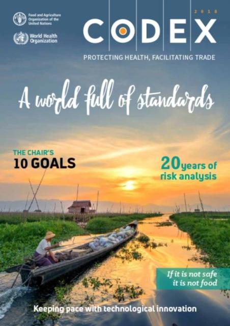 Codex - Protecting Health, Facilitating Trade 2018