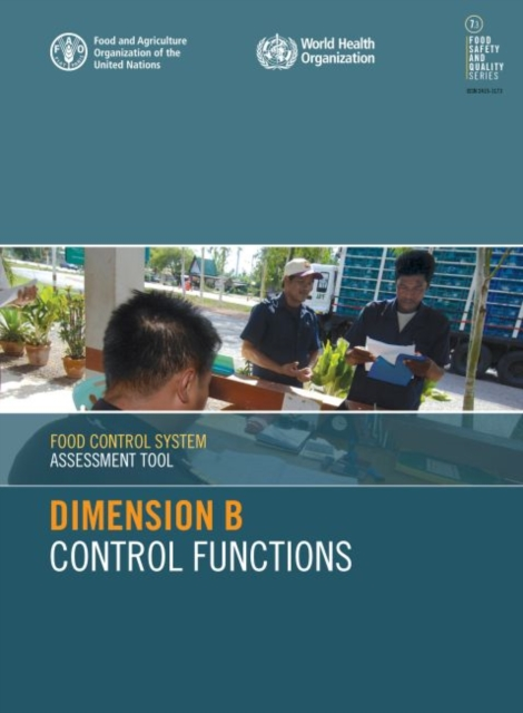 Food control system assessment tool