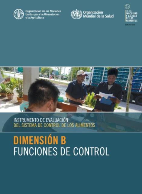Instrumento de evaluacion del sistema de control de los alimentos