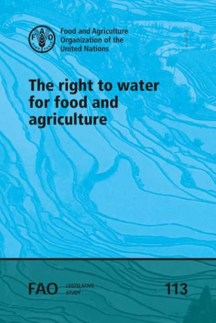right to water for food and agriculture