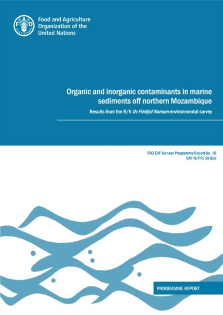 Organic and Inorganic Contaminants in Marine Sediments off Northern Mozambique