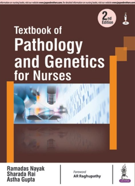 Textbook of Pathology and Genetics for Nurses