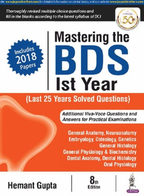 Mastering the BDS Ist Year