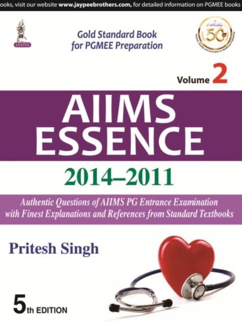 AIIMS Essence 2014-2011