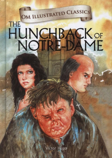 Hunchback of Notre Dame-Om Illustrated Classics