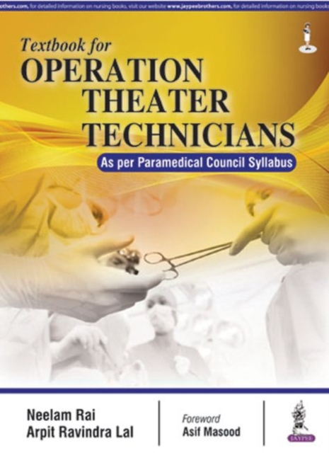 Textbook for Operation Theater Technicians